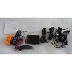 4 Sensores Delanteros Aparcamiento con Display y Sonido