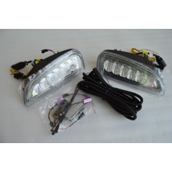 intermitente lateral Led luz diurna Porsche Cayenne 2006-2010