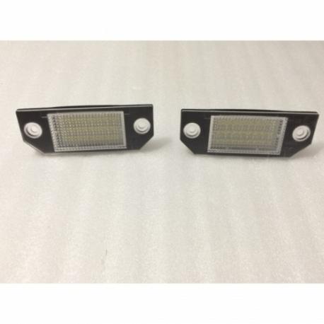 Plafones Led para MatrÍcula Ford Focus, C-MAX (03-10), Focus MK2 (04-10)