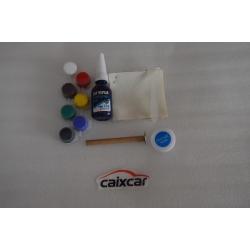 kit de reparacion para cuero y vinilo