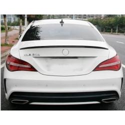 Aleron Mercedes Benz clase CLA C117 2013 -2018 negro brillo