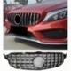 Calandra parrilla Mercedes Benz Clase C W205 (Color Cromo)