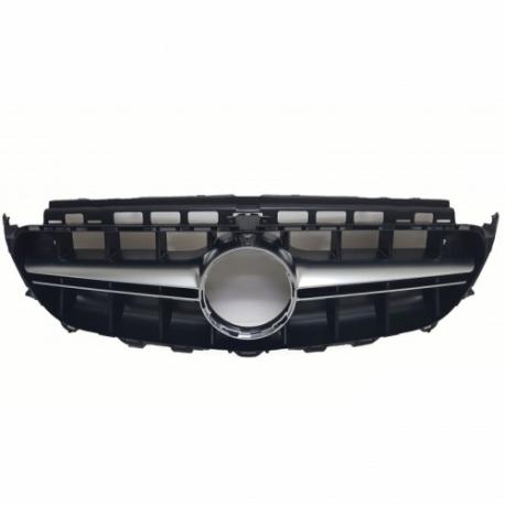 Calandra parrilla para  Mercedes Benz E W213 / S213 / A238 / C238 (Color Gris)