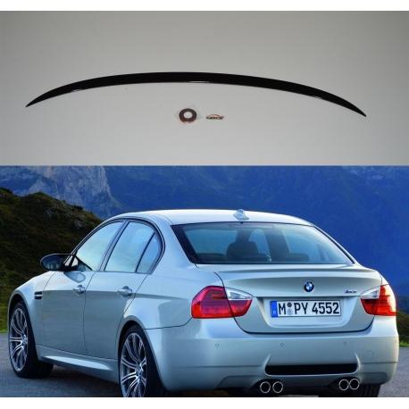 ALERON BMW SERIE 3 E90 M3 2005-2012 NEGRO BRILLO
