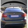 ALERON BMW X6 E71 DESDE 2008 A 2014 ALERÓN NEGRO BRILLO SPOILER