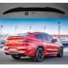 ALERON BMW X4 G02 DESDE 2018 ALERÓN NEGRO BRILLO SPOILER
