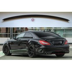 Aleron Mercedes Benz CLS COUPE W218 C218 2010-2018 alerón negro brillo spoiler