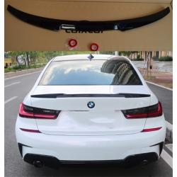 ALERÓN TRASERO BMW SERIE 3 G20 SEDÁN AC NEGRO BRILLO 2018-