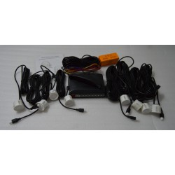 Kit de sensor aparcamiento con dispaly y sonido