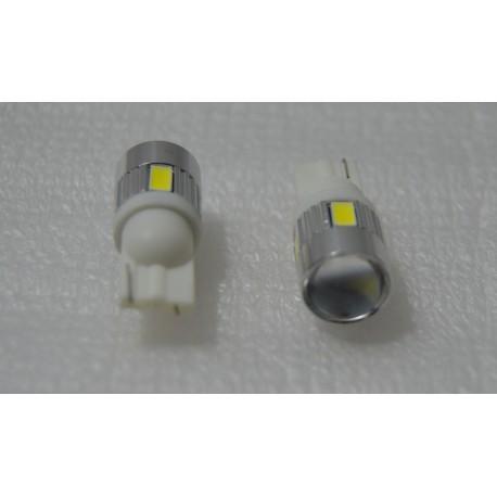 2 x bombillas LED H4 6000K 40W 4000LM 360